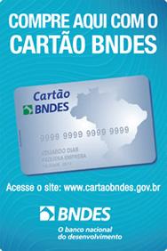 Compre com cartão BNDES