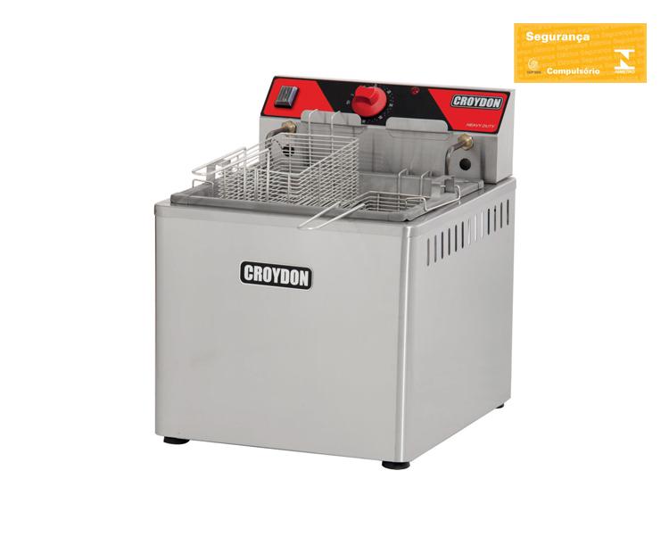 Fritadeira Elétrica de mesa 5000w (Zona Fria)