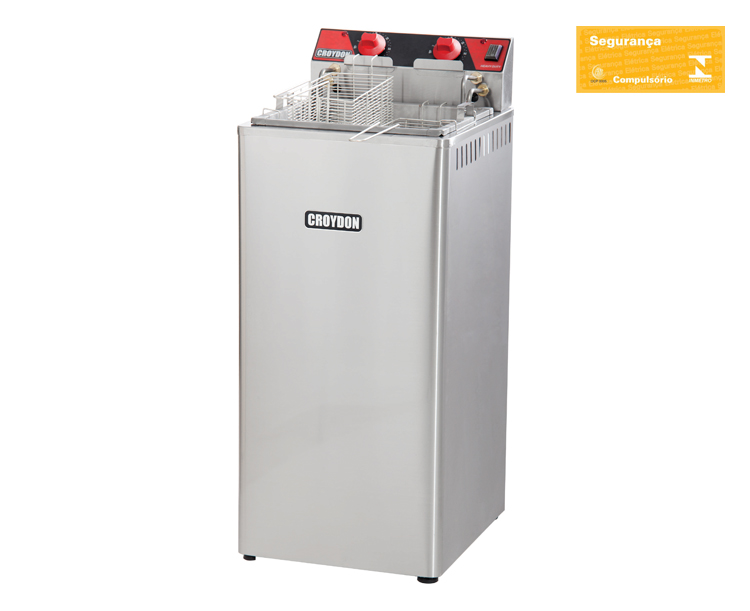 Fritadeira Elétrica 8000w (Zona Fria)