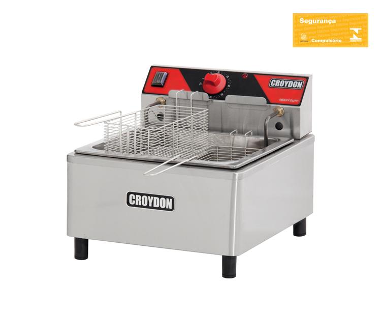 Fritadeira Elétrica 5000w (12 litros)